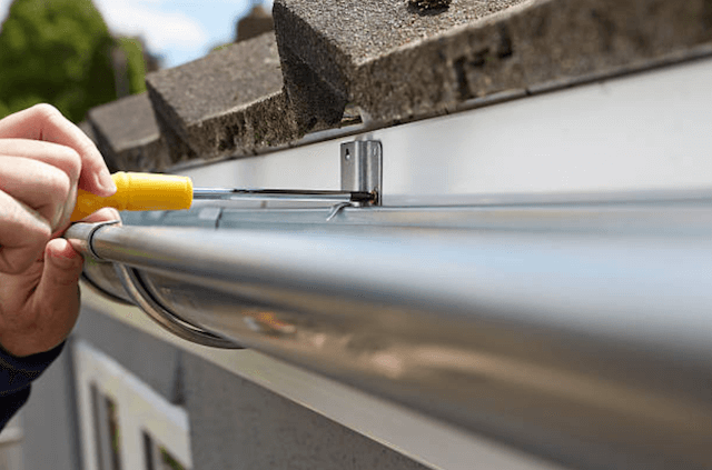 gutter repair toledo